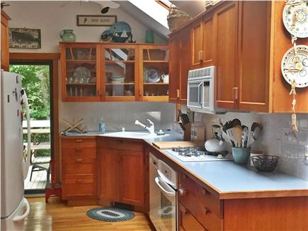 Falmouth, Woods Hole Cape Cod vacation rental - Kitchen