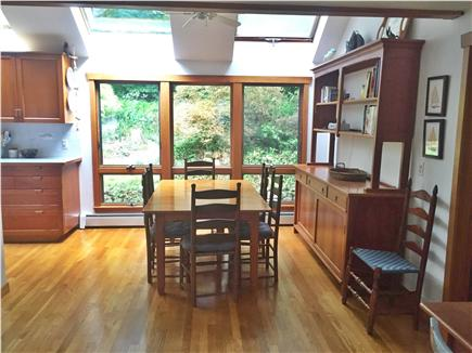 Falmouth, Woods Hole Cape Cod vacation rental - Dining Room