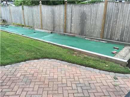 Dennisport Cape Cod vacation rental - Bocce Court