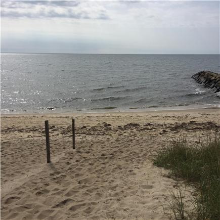Dennisport Cape Cod vacation rental - Beautiful Haigis Beach is just 500 feet away