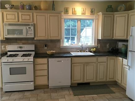 Dennisport Cape Cod vacation rental - Kitchen