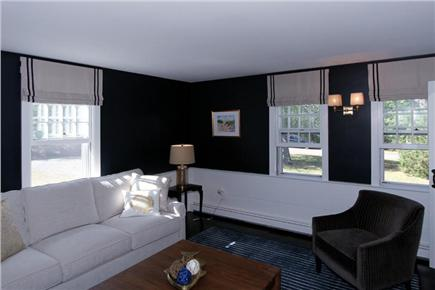 Orleans Cape Cod vacation rental - Den with queen sleeper sofa