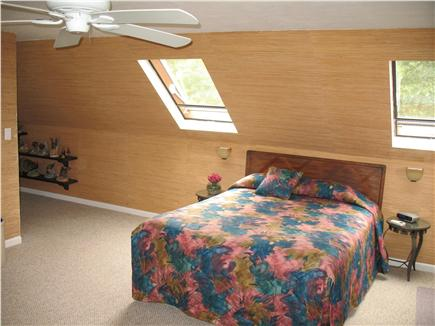 Mashpee Cape Cod vacation rental - Master bedroom with walk in closet