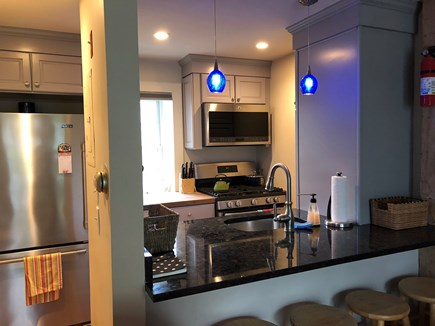New Seabury, Mashpee New Seabury vacation rental - Fully applianced kitchen