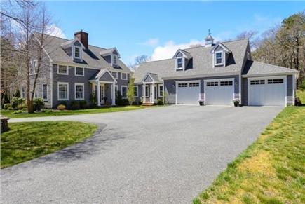 Barnstable Cape Cod vacation rental - Private setting on 3 acres of beautifully landscaped grounds