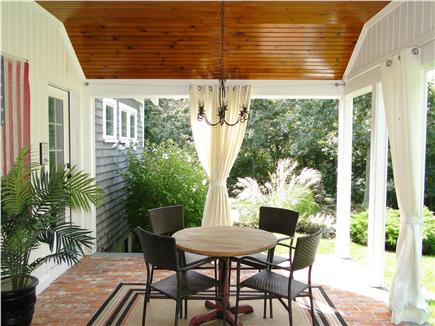 Barnstable Cape Cod vacation rental - Great for outdoor dining