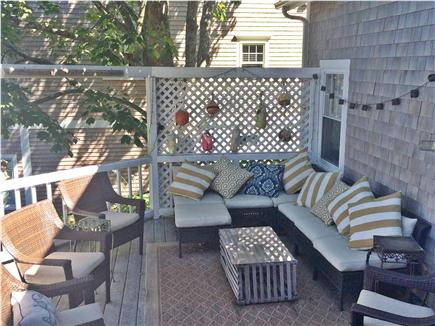 Chatham Cape Cod vacation rental - Deck for relaxing