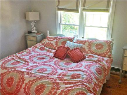 Chatham Cape Cod vacation rental - Upstairs bedroom with king bed