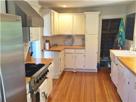 Chatham Cape Cod vacation rental - Updated kitchen with new appliances