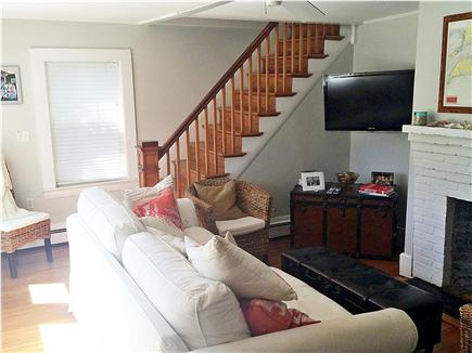 Chatham Cape Cod vacation rental - Airy and bright living room