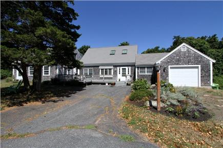 East Orleans Cape Cod vacation rental - You'll have plenty of room in this 4BR plus Cape home
