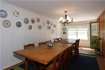 East Orleans Cape Cod vacation rental - Dining area seating up to 10 guests