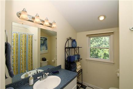 East Orleans Cape Cod vacation rental - 2nd floor guest bathroom