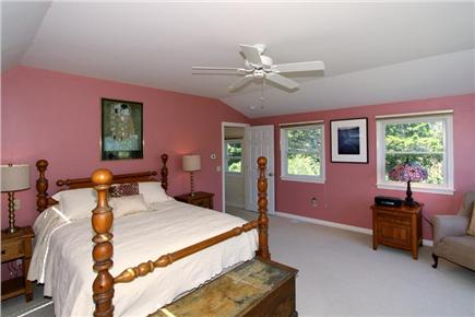 East Orleans Cape Cod vacation rental - 2nd Floor main bedroom off new addition