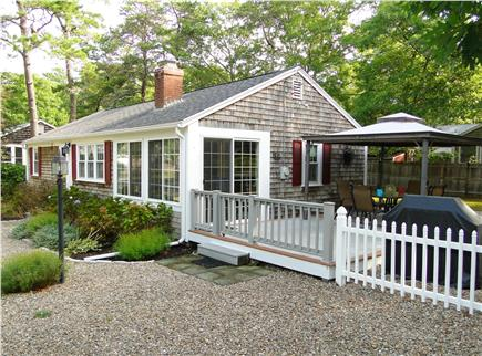 South Dennis Cape Cod vacation rental - Adorable three bedroom