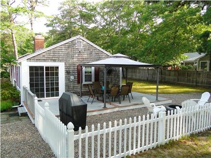 South Dennis Cape Cod vacation rental - Spend the afternoon grilling outside