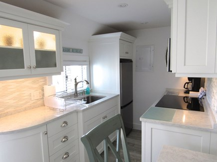 South Yarmouth Cape Cod vacation rental - Completely new well equipped kitchen