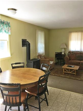 Eastham Cape Cod vacation rental - Kitchen/Living