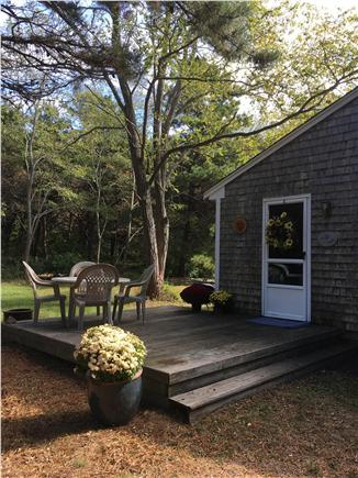 Eastham Cape Cod vacation rental - Outdoor Space