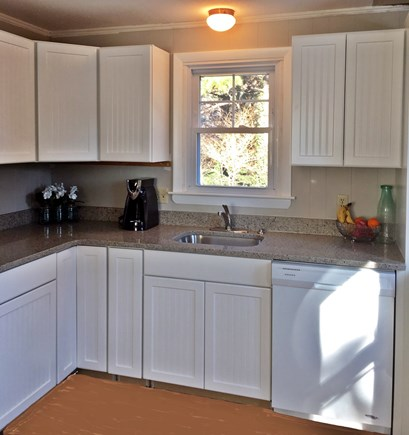 Eastham Cape Cod vacation rental - Modern New Kitchen featuring Quartz Counters