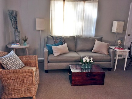 Eastham Cape Cod vacation rental - Living Room with New Furnishings