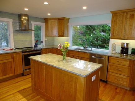 East Harwich Cape Cod vacation rental - Brand nRemodeled kitchen with new counters, cupboards, appliances