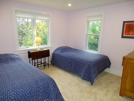 East Harwich Cape Cod vacation rental - Upstairs twin bedroom