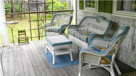 West Yarmouth Cape Cod vacation rental - Front Porch