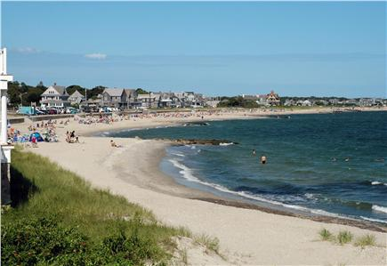 Falmouth Heights Cape Cod vacation rental - Gentle surf and sea breezes at beautiful Falmouth Heights Beach