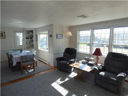 Chatham Cape Cod vacation rental - Living and Dining Area