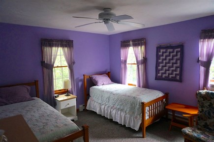 Eastham Cape Cod vacation rental - Other bedroom with twin beds