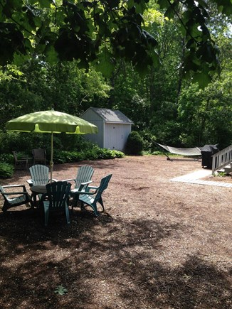 Eastham Cape Cod vacation rental - Relax casually at the end of the day