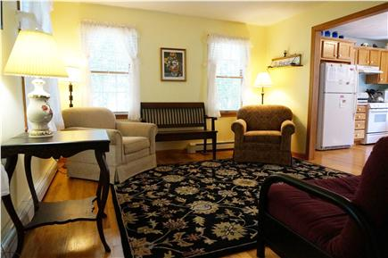 Eastham Cape Cod vacation rental - Sunny and bright den off of the kitchen