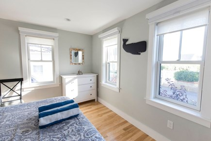 Provincetown Cape Cod vacation rental - Master Bedroom View