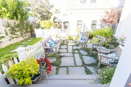 Provincetown Cape Cod vacation rental - Outdoor Patio