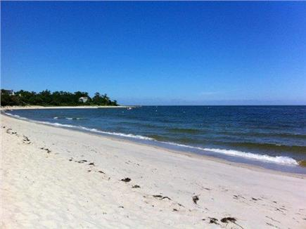 Brewster, Sea Pines Cape Cod vacation rental - 200 steps from large, private Sea Pines beach.