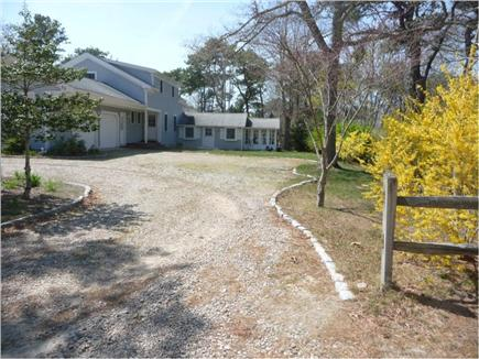 Brewster, Sea Pines Cape Cod vacation rental - Big house, big yard, an easy stroll to great private beach.
