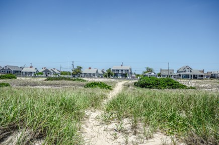 North Truro Cape Cod vacation rental - Easy Path from the beach!