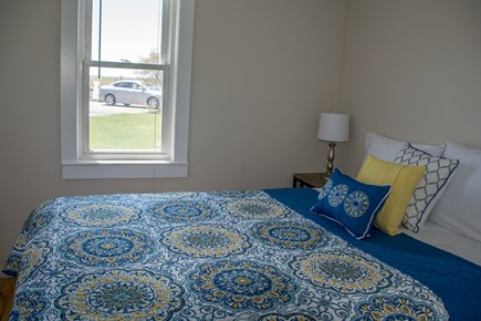 North Truro Cape Cod vacation rental - Master Bedroom with Queen Size Bed