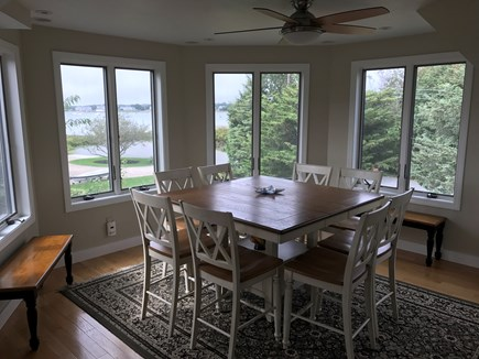 West Yarmouth Cape Cod vacation rental - Breakfast Nook
