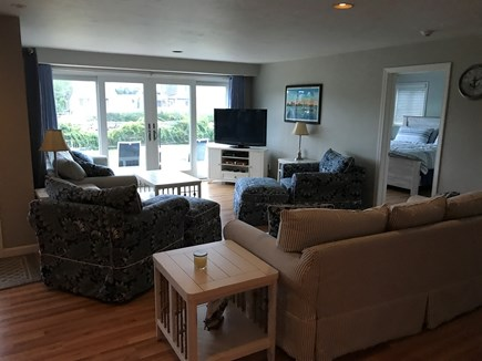 West Yarmouth Cape Cod vacation rental - Den - 1st floor w/water views