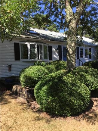 S Harwich Cape Cod vacation rental - Front