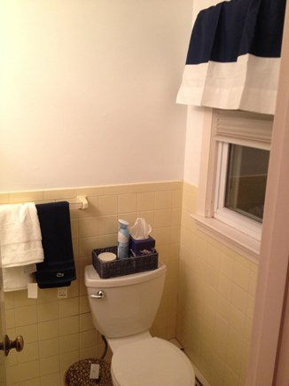 S Harwich Cape Cod vacation rental - Master 1/2 Bath