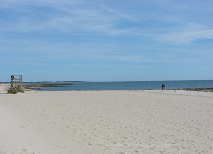 S Harwich Cape Cod vacation rental - Beautiful Red River Beach is just over a mile away
