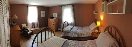 S Harwich Cape Cod vacation rental - 2nd Bedroom, 2 twins
