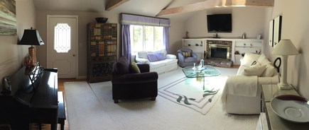 S Harwich Cape Cod vacation rental - Great room/TV room, spacious and comfortable