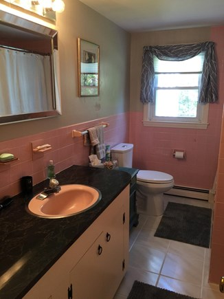 S Harwich Cape Cod vacation rental - Main full Bathroom