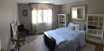 S Harwich Cape Cod vacation rental - 3rd. Bedroom with comfy futon bed