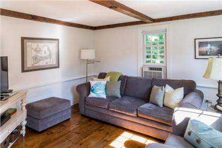 Chatham Cape Cod vacation rental - Family room with flat screen television
