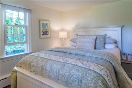 Chatham Cape Cod vacation rental - First floor bedroom with a queen size bed